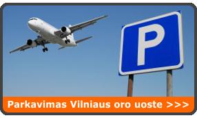 Parkavimas Vilniaus ir Kauno oro uoste - ADC Parking. Pigiau, patogiau, greičiau.
