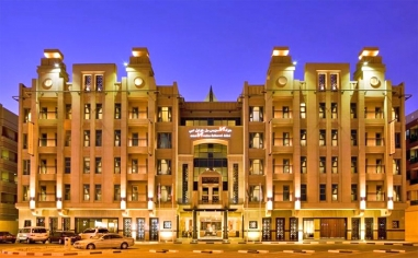 MERCURE GOLD HOTEL 4* (Dubajus, JAE), Viešbutis