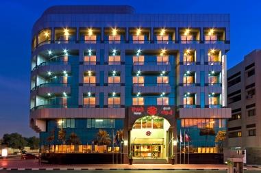 EWA HOTEL 3* (Deira, Dubajus, JAE), Restoranas