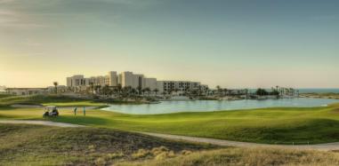PARK HYATT ABU DHABI HOTEL & VILLAS 5* (Abu Dabis, JAE), Viešbutis