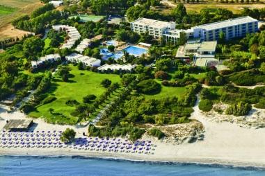 CARAVIA BEACH HOTEL 4* (Marmari, Kos), Aerial View