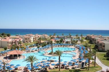LINDOS PRINCESS BEACH HOTEL 4* (Lardos, Rodas), Viešbutis