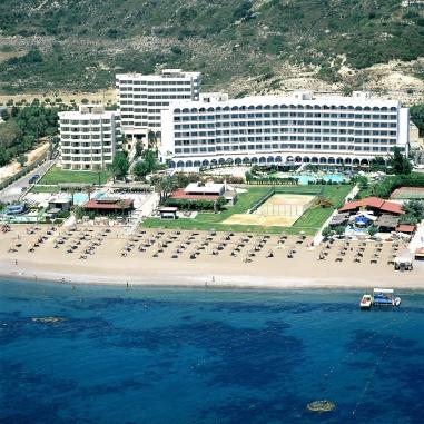 OLYMPOS BEACH HOTEL 4* (Faliraki, Rodas), Viešbutis