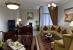 GLORIA HOTEL 4* (Media City, Dubajus, JAE), 2 Bedroom Suite Sea View svetainė