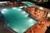 EVI HOTEL 3* (Faliraki, Rodas), Baseinas naktį