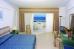 RODOS PRINCESS BEACH 4* (Kiotari, Rodas), Suite miegamasis
